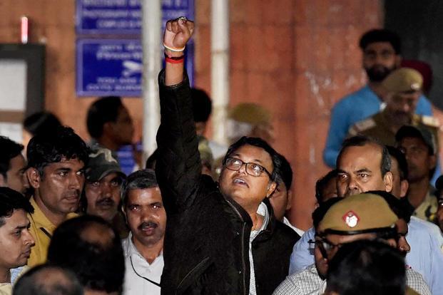 Karti Chidambaram moves to Delhi High Court in the INX Media money laundering case