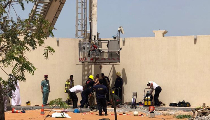 Ras Al Khaimah: Two asian workers buried alive in well