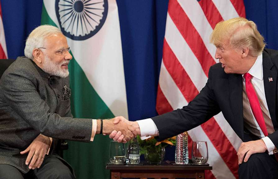 Trump Back down on Kashmir Issue, Says India - Pakistan Can Sort Out Bilaterally