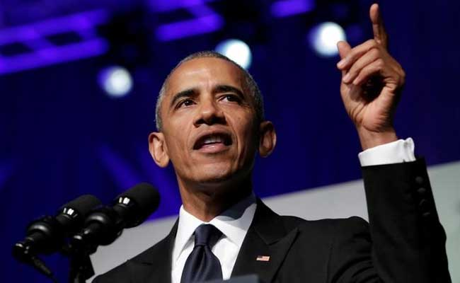 Former US Prez Obama to conduct town hall event in Delhi today