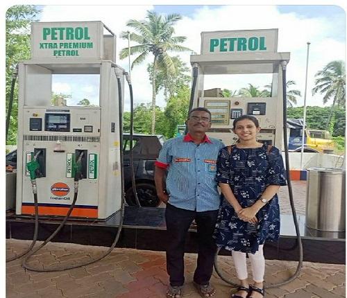 Petrol Pump Attendant