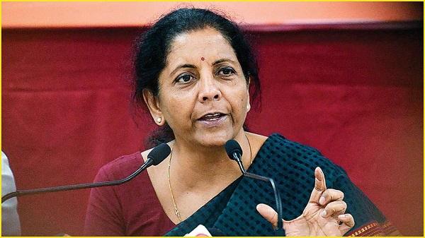 Nirmala Sitharaman says honest taxpayers should be recognised