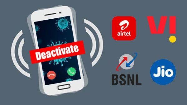 How To Deactivate Coronavirus Caller Tune On Airtel, BSNL, Jio, And Vodafone
