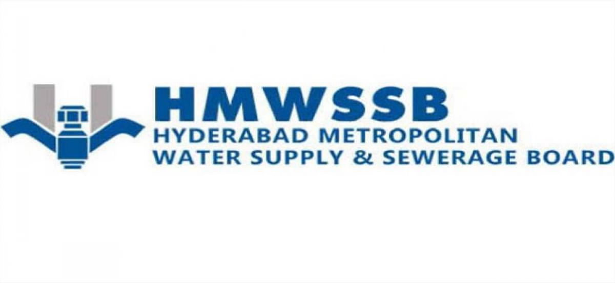 Sufficient water for Hyderabad until Dec: HMWSSB