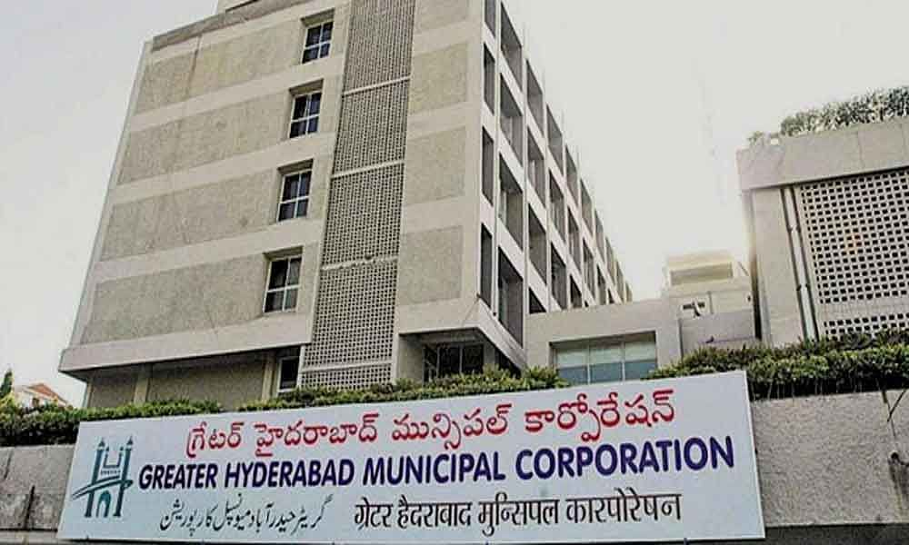GHMC collects Rs.331 cr property tax so far