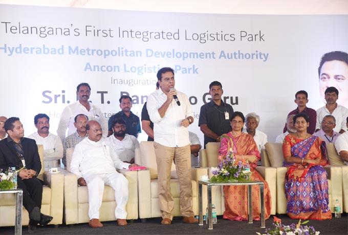 Ancon, HMDA launch Hyderabad