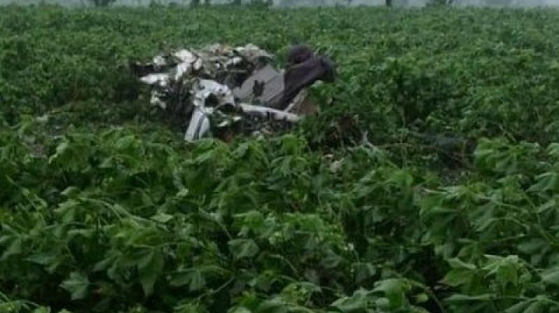 2 trainee pilots killed after aircraft crashes in Vikarabad district