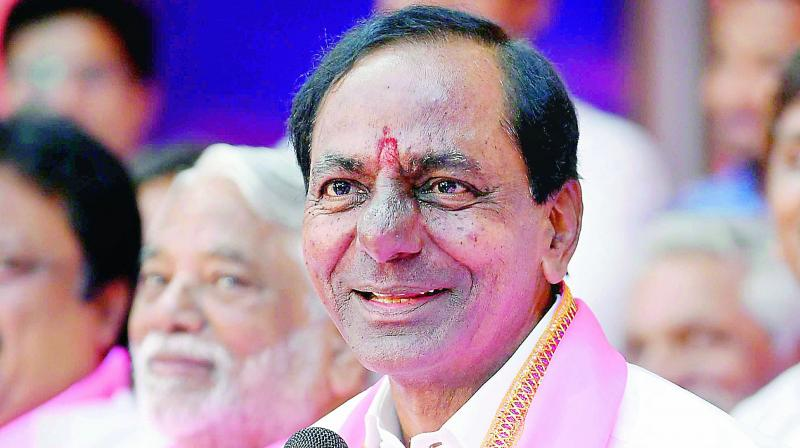 LS polls: TRS upbeat on 16 seats, BJP hopes to pull off