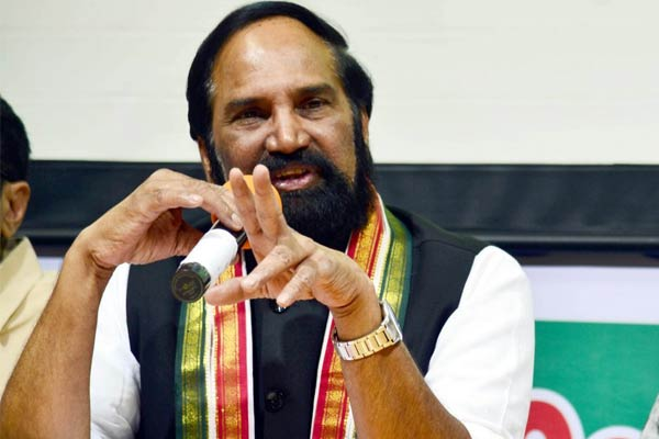 TPCC president accuses CM for delaying PRC implementation