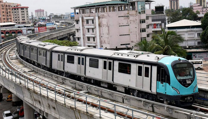 Hyderabad Metro reaches 30-million ridership