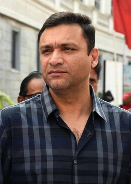 Medical emergency in Hyderabad, says Akbaruddin