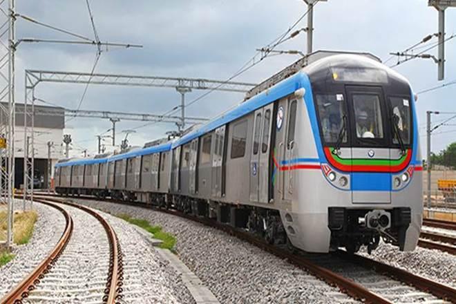 Rain disrupts Hyderabad metro services