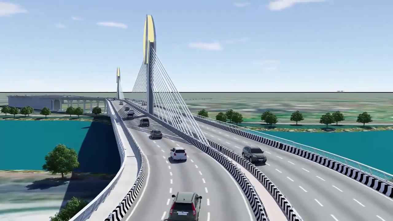 Durgam Cheruvu cable-bridge complete