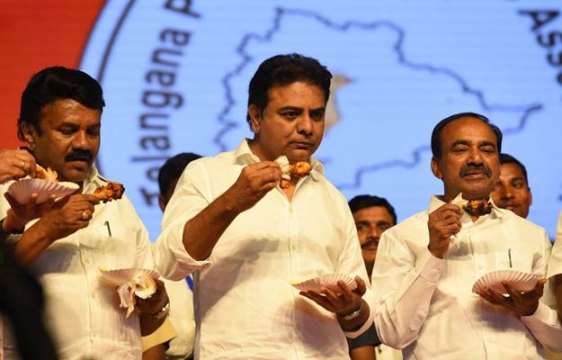 Rumours created on chicken and eggs by linking it with coronavirus were baseless: KTR