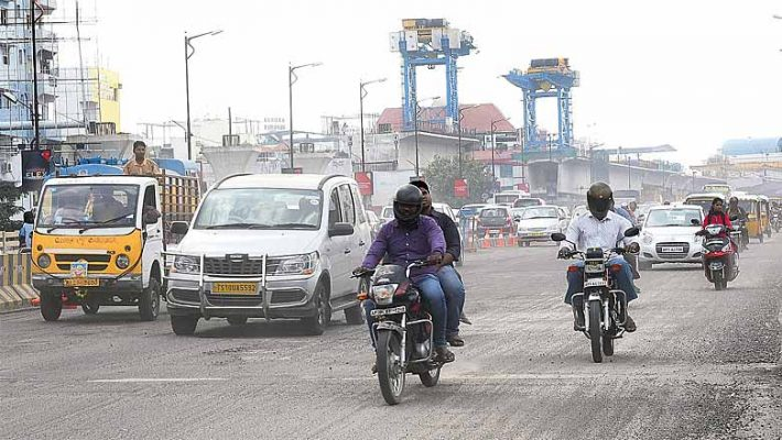 Pollution levels dip in Hyderabad