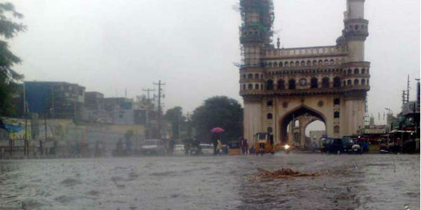 Hyderabad receives 24 pc excess rain over three months this monsoon