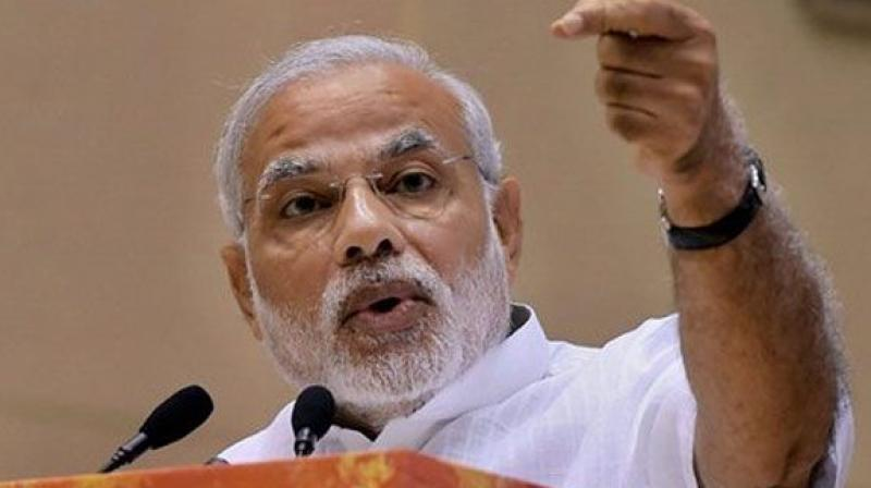 PM Modi likely to announce HC split during Hyderabad visit on Aug 7