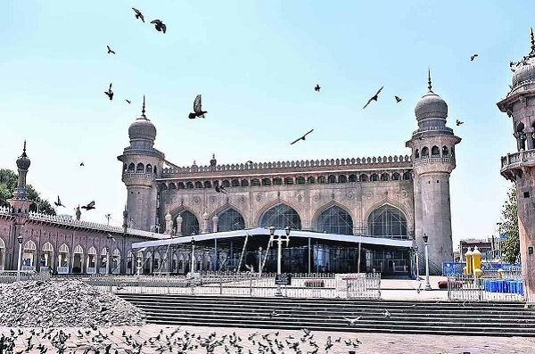 Hyderabad Muslims Celebrated Eid-ul-Fitr
