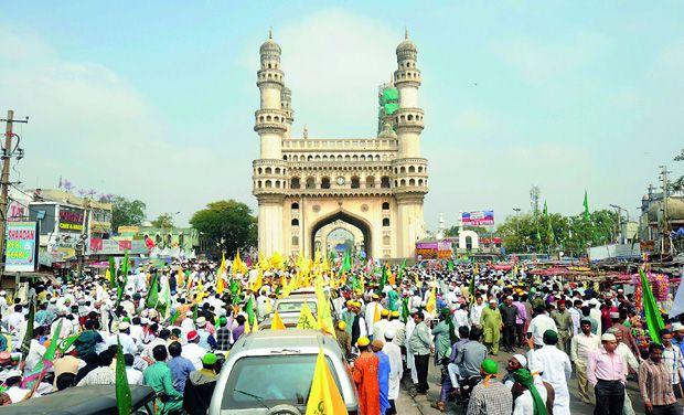 Meetings, Rallies mark Milad-un-Nabi celebrations in Hyderabad City