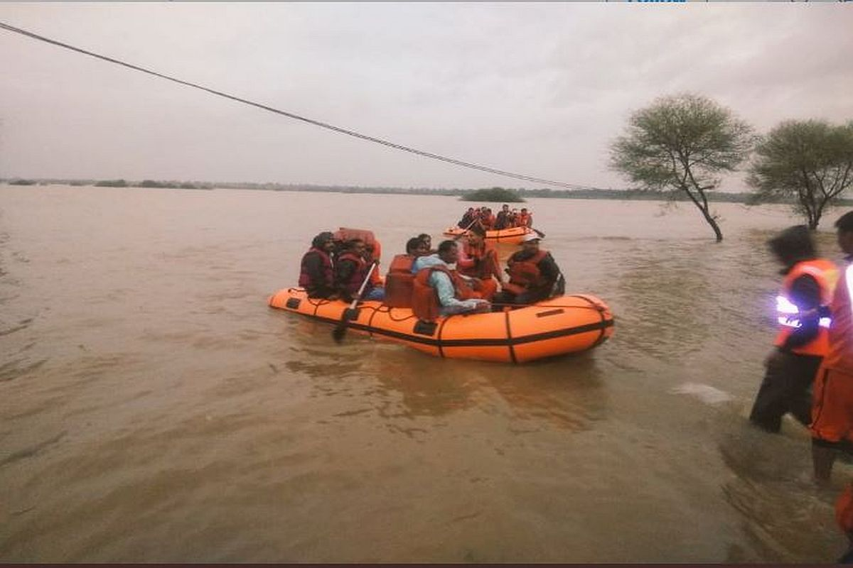 AP boat tragedy: Bodies of four persons from Hyderabad retrieved