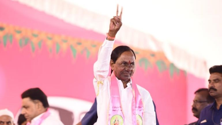 Here are LIVE updates on counting of votes in Telangana