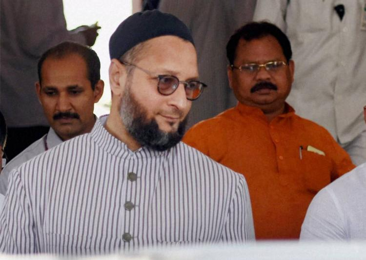 Uniform Civil Code not just Muslim issue, north-east people will oppose:AIMIM President Asaduddin Owaisi