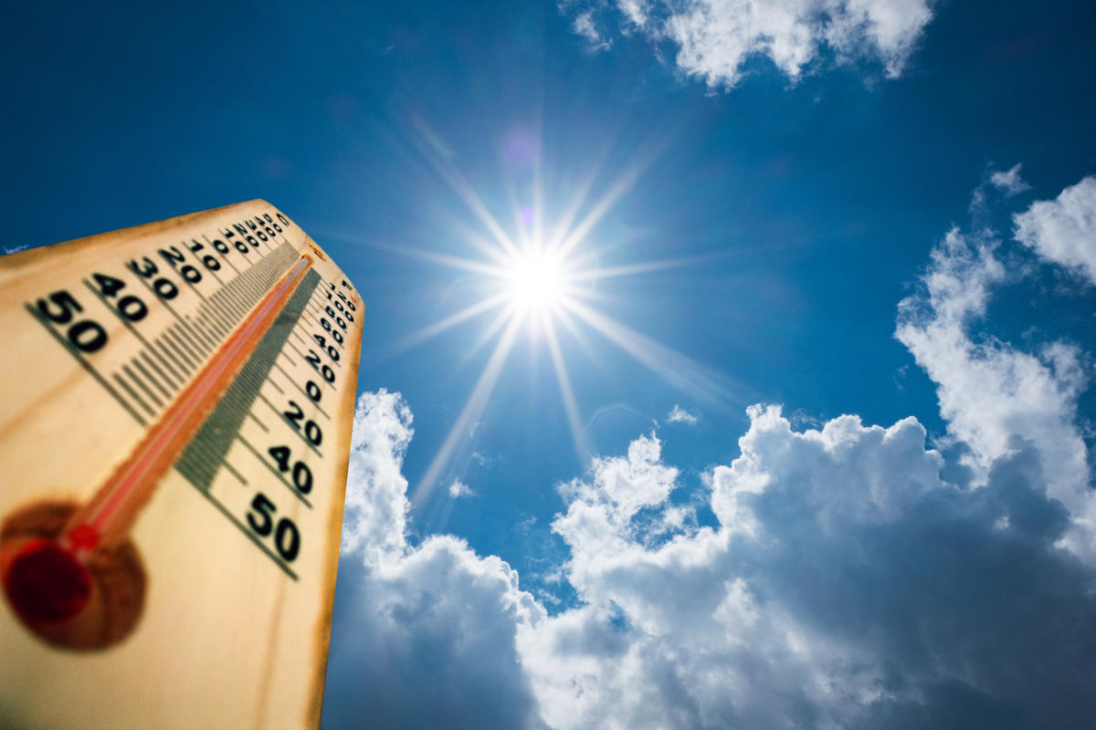 Hyderabad records 38 degree Celsius on Wednesday