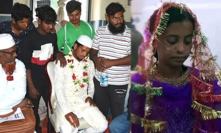 Couple marries in hospital in Hyderabad