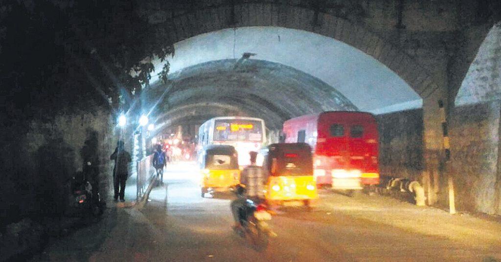 Oliphant Bridge passage reopened for traffic
