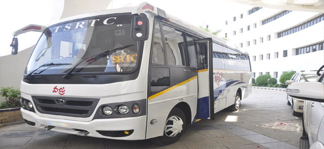 RTC to allow booking on phone for Vajra buses