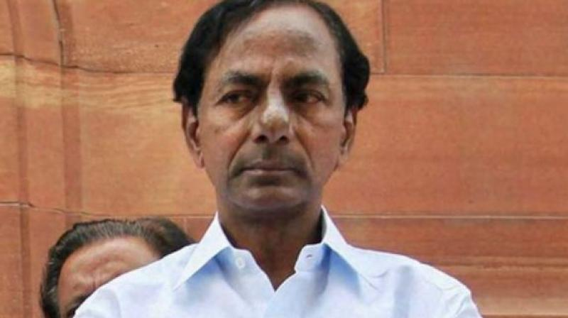Telangana drops charges on K Chandrasekhar Rao
