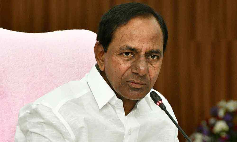 KCR to inspect Yadadri works today