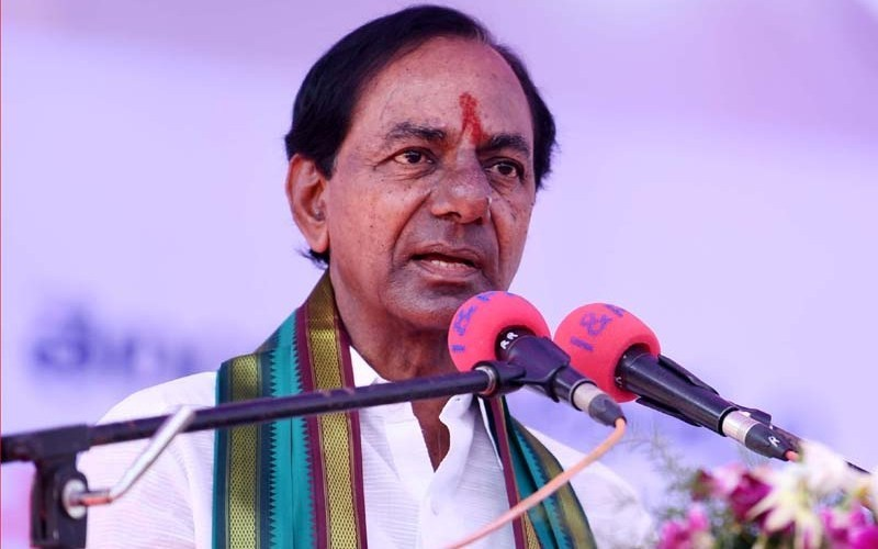 We are real Hindus: KCR