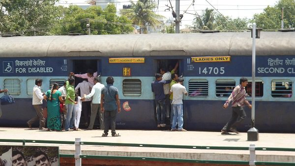 SCR augment extra coaches for Kochuveli Express