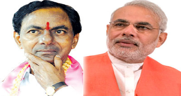 CM KCR likely to meet PM Modi today