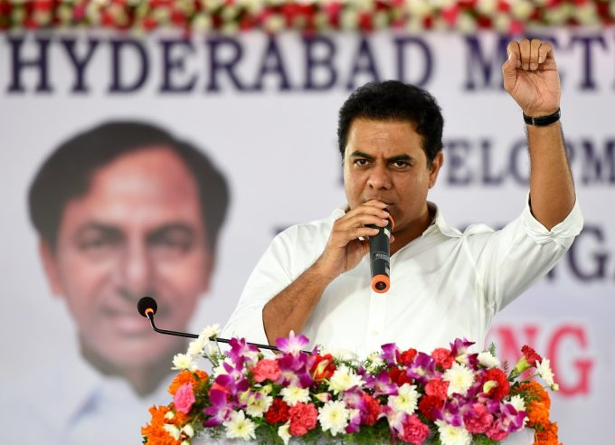 If TRS loses in 2019,will take political sanyas: KTR