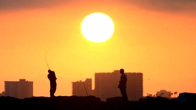 Temperature rises in Hyderabad