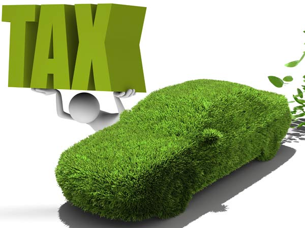 Green Tax on 15-years-old vehicles