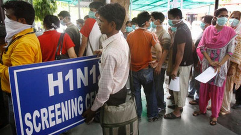 48 cases of swine flu detects in just 10 days of October