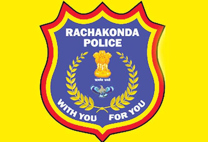 Rachakonda police distribute 300 free helmets