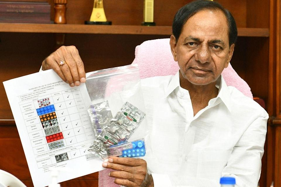 CM KCR refuses to impose lockdown in Telangana
