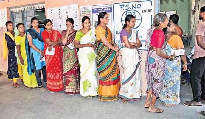 Zaheerabad sees 67.8% voter turnout