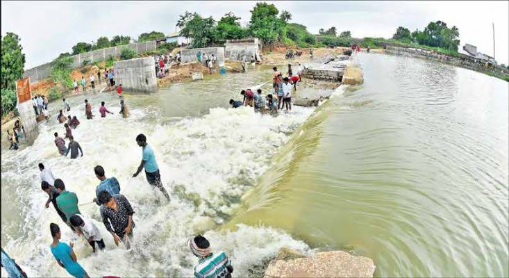 Nalgonda records 20 cm rainfall in just six hours