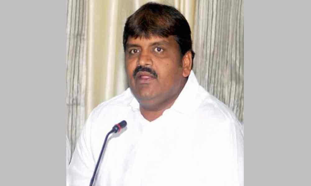 Bonthu Rammohan directs GHMC to expedite works at Begumpet graveyard