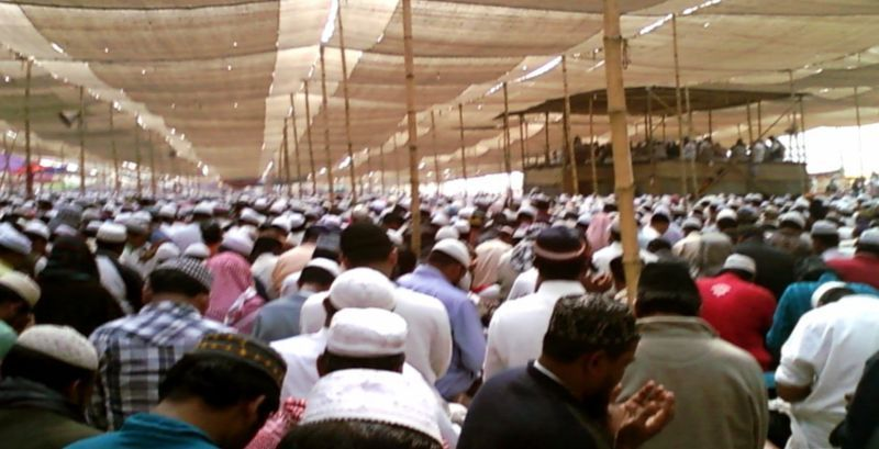 Tablighi Jamaat Ijtema to be held from April 5 to 7