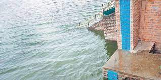 Three gates of Himayat Sagar lifted