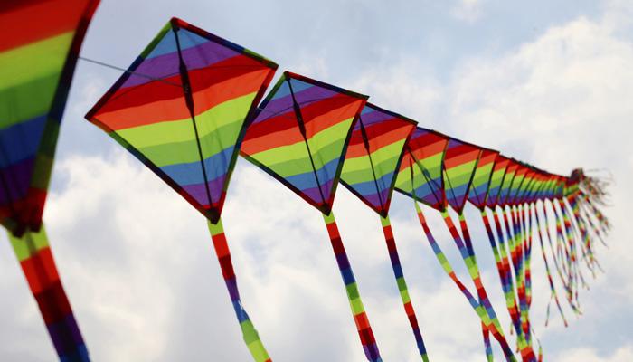 International Kite Festival from Jan 13