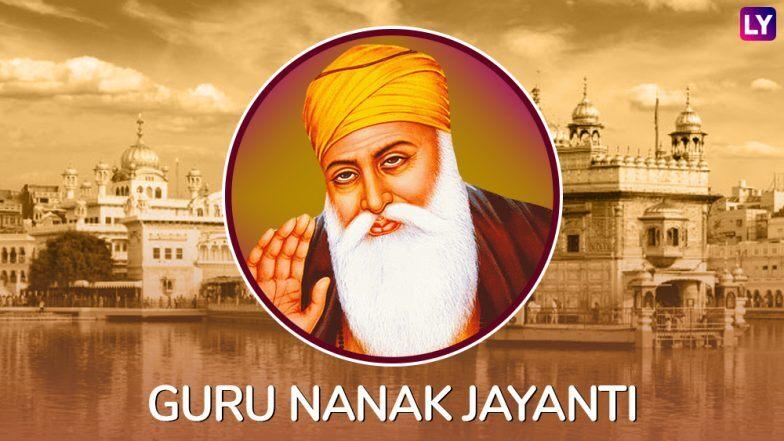 Prakash Utsav of Guru Nanak Devji to be held today