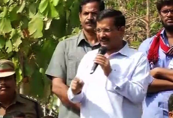 Rohith Vemula Suicide: Kejrival demanded the dismissal of vice chancellor