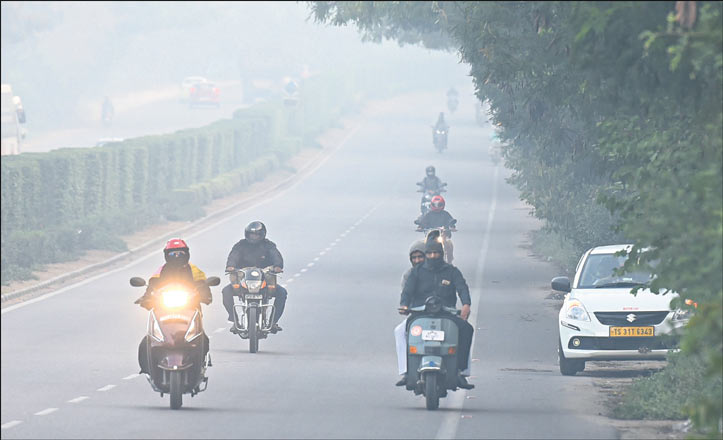 Winter could be colder than usual in Hyderabad: IMD